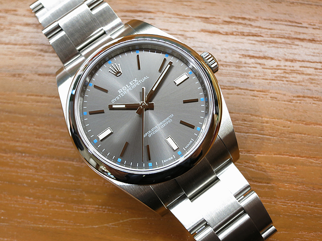 hot sale online 46d35 0e499 ロレックス専門店クォーク名古屋店 お買い得情報 » OYSTER PERPETUAL