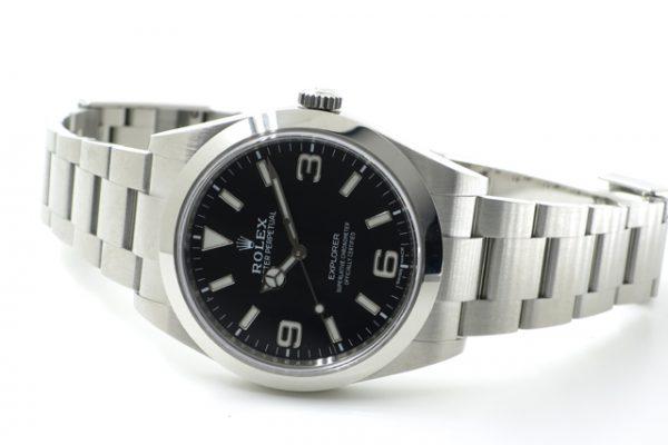 シンプルな時計を御希望の方に!!