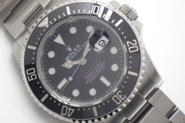 一回り大きなサイズの時計は如何でしょうか?
