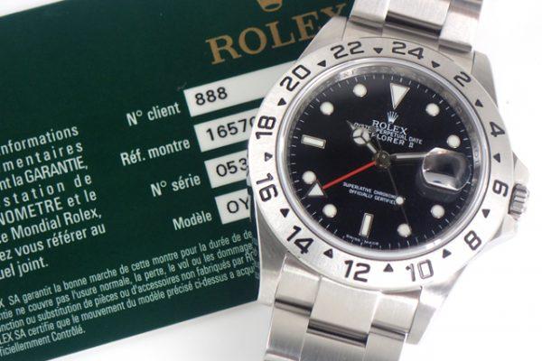 ランダム品番のRef.16570入荷。