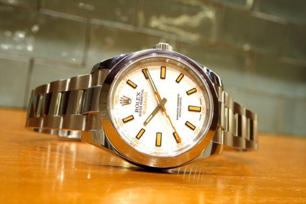 2007年に復活を遂げた耐磁時計