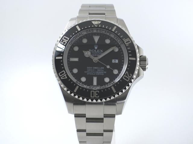 驚異的な防水性能を持った時計